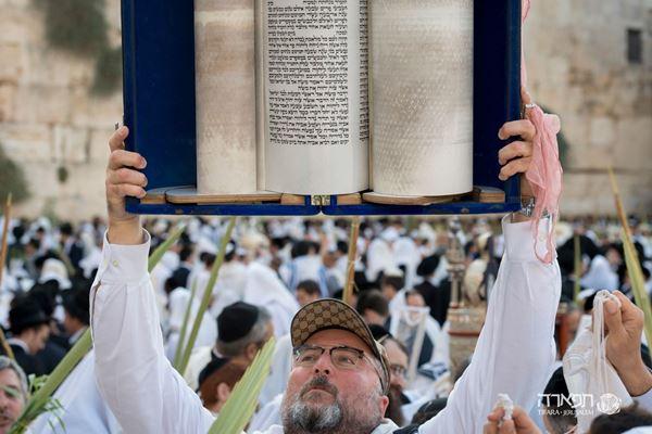 תמונה של הגבהת התורה