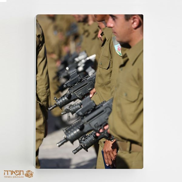 Picture of IDF Soldiers